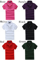 2013 Brand New Arrival Luxury Polo Tennis Golf Hot Sale Top Quality 100% Cotton Men's Male Boy's Solid Shirts T-Shirts Set M-XXL