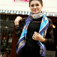 100% silk scarf,Hand-painted fashion long scarf,Applicable with Any mix of methods,free shipping