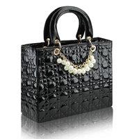 2013 new 2013 spring and summer small bags candy color women's handbag shiny pearl handbag bags  free shipping