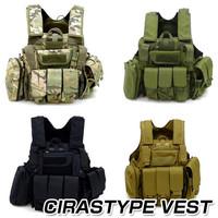 Vest steel wire vest tactical vest ciras tactical vest