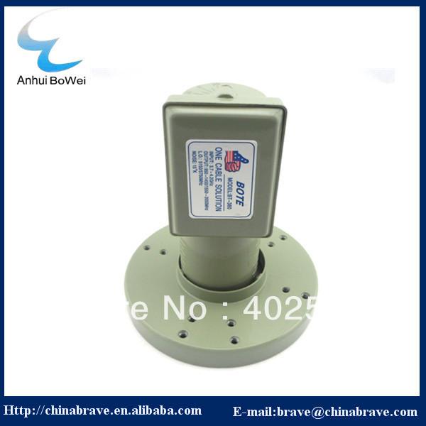 Banda c uma solução de cabo LNBF(China (Mainland))