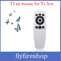 T5 air mouse 2.4G Wireless Air Mouse + Multifunction Remote Controller for Android TV Box,PC 20ps/lot free shipping