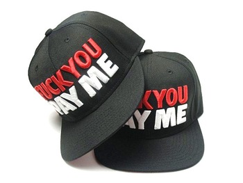 HOT !   FUCK YOU PAY ME Snapback Caps, Adjustable Baseball Hats, 3 Colors to Choose+ Free shipping