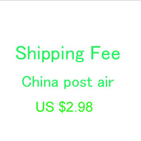 extra 2.98$ shipping cost