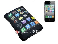 Free shipping-Newest iphone cushion bedding pillow for gift