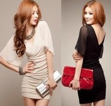 2013 new dress V-neck sheath dress night club sheath dresses,Women Sexy short skirt,ladies sexy dress(China (Mainland))