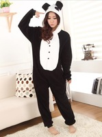 JP Anime Kigurumi Pajamas Panda Cosplay Costume Pyjamas Hoodies Helloween Party Dress