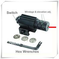 Hot Tactical Red Dot Mini Laser Sight for Pistol Handgun Airsoft 20-22mm Rail