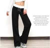 Free Shipping 2013 New Fashion Women's Yoga Pants Sports Pants Womens Loose Casual Long Pants Ladies' Lounge Pants Trousers Gift
