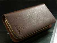 Free shipping hot sale man leather wallet, leather wallet man,1pce wholesale, quality guarantee , TB-057