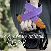 Leather Camera Strap/ Camera Lanyard