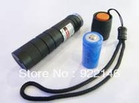 200mw Red R809 Laser Pointer  Adjustable Focal Length Laser Flashlight Brandnew Shipping Wholesale