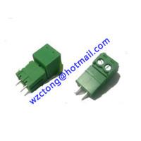 12Amp AC300V  2pin   Pitch 3.81mm    Pluggable   PCB Terminal Block  2edgk