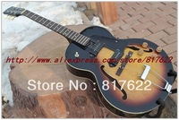 2013 NEW 1946-1949 ES-125 Archtop Guitar, Sunburst ES125 F-HOLE hollow Electric Guitar Free shipping