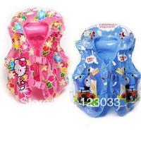 2 - 8 thomas kt cat child inflatable swim ring thickening clothing swimming vest