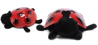 Promotion + free shipping Sky projection sleep ladybug all over the sky star light