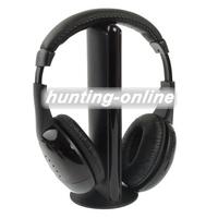 Hi-Fi 5 in 1 Wireless Headphone Free Shipping