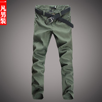 Health pants spring men's clothing male casual pants harem pants male slim skinny pants trousers male