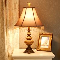 Fashion table lamp lighting bedroom lamp bed lighting living room resin lamp