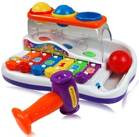 Department of music 856 knock piano xylophone knock piano play station two-in-one musical instrument music toy