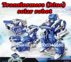 Free Shipping,3 in 1 DIY Solar toys, new and interesting, and the interaction with your friends and children.(China (Mainland))