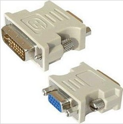 24 1 15 dvi vga adapter dvi vga video adapters 5 0.2(China (Mainland))