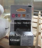 Free shipping+1 sample,NP-FV100 FV100 NPFV100 Digital Camera camcorder battery pack for sony DCR-HC HDR-HC DCR-SR HDR-UX Series