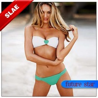 HOT SALE! fashion sexy with cup bikini swimwear Shoulder strap leopard Bikini sexy women' s swimsuit,free shipping