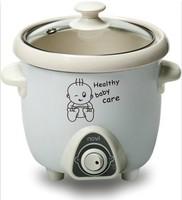 Xinbei  baby electric cooker porridge pot one-button operation intelligent BB pot Health durable 8680