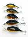 NEW ARRIVAL!!! little lovely crank bait lure  10pcs/lot  FREE SHIPPING .XF.(Hong Kong)