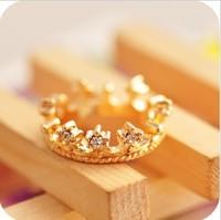 Choke a small chilli small LORI  Crown Ring Ring Free shipping  2013 NEW