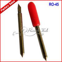 10pcs RO-45 Degree Roland Plotter Blades/Needle Knife Blade on Roland Lettering knife/ free shipping