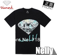 Diamond Supply Co. Arabic word Diamond Twinkling Star tide T-shirt  hiohop male short-sleeved T-shirt TEE Diamond T-shirt