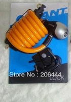 Giant lock giant cable lock circle lock bicycle lock lengthen 1.5 meters