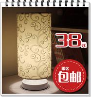 Modern brief lamp fashion rustic bedroom bedside lamp floor lamp pendant light ceiling light