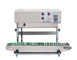 High quanlity FR-900 Vertical film sealing machine, continuous band sealing machine,vertical band sealer(China (Mainland))