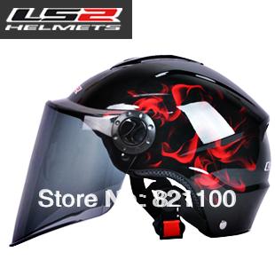 Free shipping motocross helmet Waterproof anti-uv ls2 motorcycle electric bicycle cap Motocross helmet capacete motorcycle
