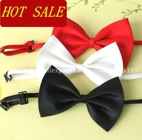Free Shipping 3PCS/LOT HOT SALE Fashion Baby Children Small Bow Tie Formal Dress Child Bow Ties 10 Colors