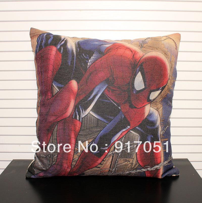 Spiderman chaise magasin darticles promotionnels 0 sur al - Taie d oreiller spiderman ...