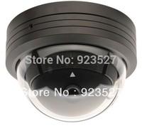Mobile Surveillance camera  IP66 Weatherproof & Vandalproof Metal Dome Camera