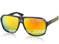 NEW  Stylish Coated Lens Sunglasses (Black)+free shipping