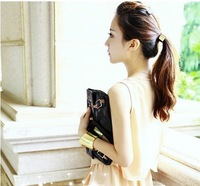 Min. order is $15(mix order) US& EU Gold star Street Beautiful Openings Fashion Bangle Cuff Bracelet