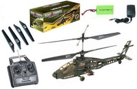 RC 2 Channel Apache helicopter
