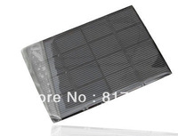 Free shipping 110 * 80 mm monocrystalline solar panels battery plate Epoxy board 1.08W 2V 2V 540MA