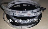 TM1812 strip with embeded controller,5m DC12V 30leds/m 8pcs TM1812 IC/meter(32pixels) led digital strip,in silicon tube