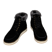 Winter male boots fashion boots martin boots male fashion male snow boots fashion boots scrub boots