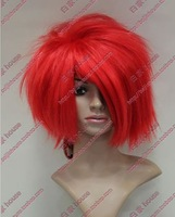 Free shipping Cosplay wig vocaloid akaito red pepper v red The high quality red hair anime wigs