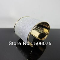 Min Order $10 New Fashion Matel Nice Cuff Women Wide Open Bangle