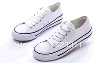 Unisex tall style sneakers sports shoes canvas shoes