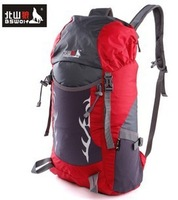 35L Popular Ultra light outdoor backpack  portable folding bag free shipping